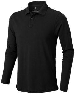 Oakville Poloshirt ELEVATE - schwarz