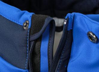Craftsmen Softshell Jacket James & Nicholson - Windschutz