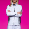 Ladies Workwear Fleece Jacket James & Nicholson