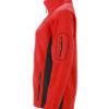 Ladies Workwear Fleece Jacket James & Nicholson - mitÄrmeltasche
