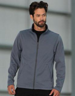 Mens Smart Softshell Jacket Russel