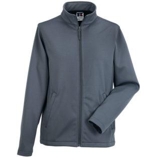 Mens Smart Softshell Jacket Russel - convoy grey