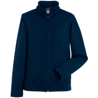 Mens Smart Softshell Jacket Russel - french navy