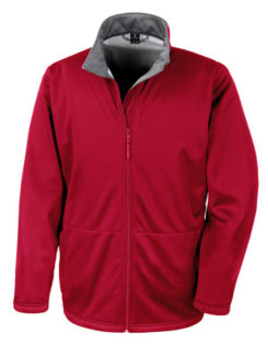 Core Softshell Jacket Result - red