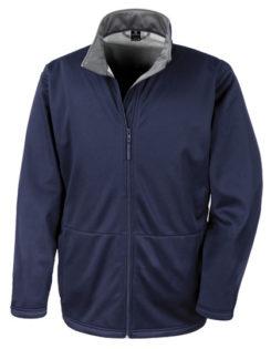 Core Softshell Jacket Result - navy