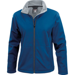 Ladies Core Softshell Result - navy