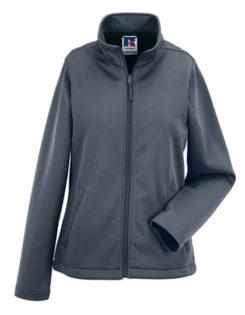 Ladies Smart Softshell Jacket Russel - Convoy Grey