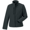 Soft Shell Jacket Russel - titanium