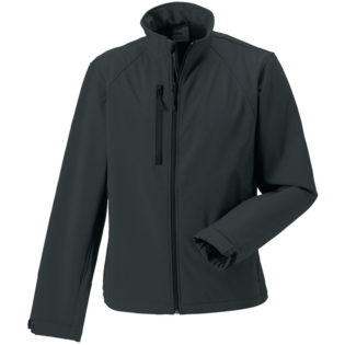 Soft Shell Jacket Russel - titanium
