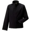 Soft Shell Jacket Russel - black