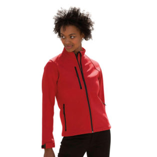 Ladies Soft Shell Jacket Russel
