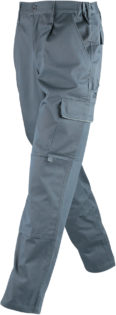 Workwear Pants James & Nicholson - carbon