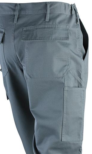 Workwear Pants James & Nicholson - 2 seitl. Eingrifftaschen2 Gesäßtaschen