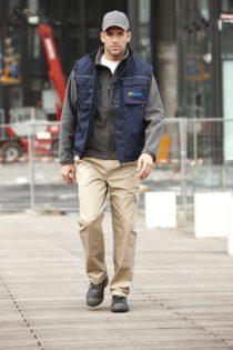 Workwear Pants James & Nicholson - robusteArbeitskleidung