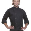 Chef Jacket Lars Long Sleeve KARLOWSKY - black