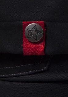 Fashionable Rock Chefs Ladies Jacket - Detail