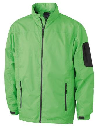 Werbemittel Windbreaker Toronto - lime green/carbon