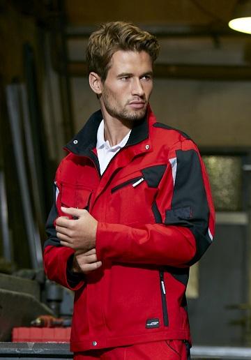 Werbemittel Workwear Jacke
