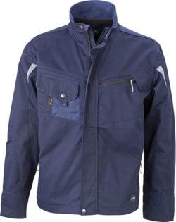 Werbemittel Workwear Jacke - navy/navy