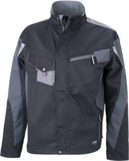 Werbemittel Workwear Jacke - black/carbon