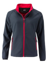 Ladies Promo Softshell Jacket James & Nicholson
