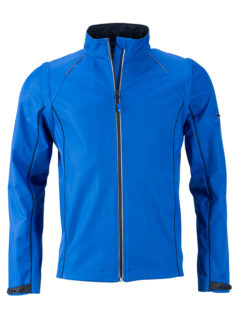 Men's Zip Off Softshell Jacket James & Nicholson