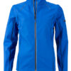 Ladies Zip Off Jacket James & Nicholson - nauticblue navy