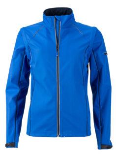 Ladies Zip Off Jacket James & Nicholson - nauticblue navy