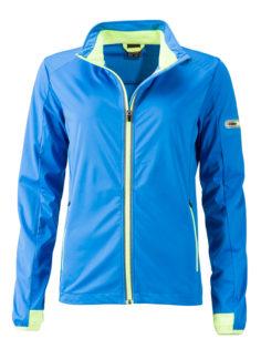 Ladies' Sports Softshell Jacket James & Nicholson