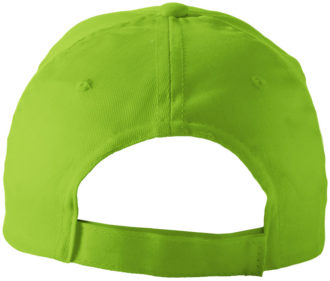 Basic Cotton Cap Bullet - Klettverschluss