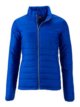 Ladies Padded Jacket James & Nicholson
