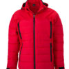 Outdoorjacke Mens Outdoor Hybrid Jacket James & Nicholson