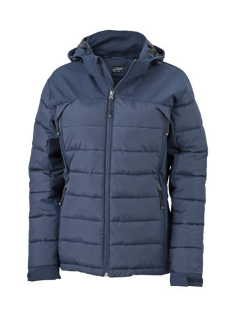 Ladies Outdoor Hybrid Jacket James & Nicholson
