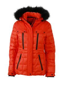 Ladies Wintersport Jacket James & Nicholson - grenadine black