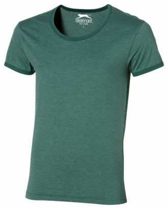 Werbeartikel T Shirt Slazenger Chip - heather green