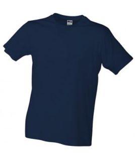 Werbemittel T-Shirt Mens Slim Fit-T - petrol