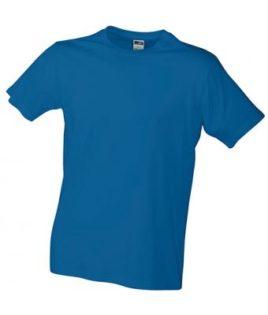 Werbemittel T-Shirt Mens Slim Fit-T - royal