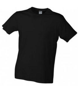 Werbemittel T-Shirt Mens Slim Fit-T - black