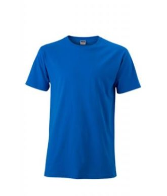 Werbemittel T-Shirt Mens Slim Fit-T - cobalt