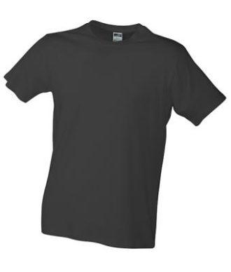 Werbemittel T-Shirt Mens Slim Fit-T - graphite