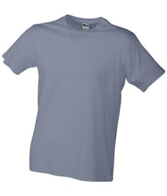 Werbemittel T-Shirt Mens Slim Fit-T - grey heather