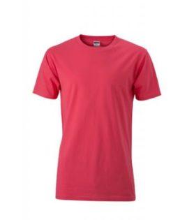 Werbemittel T-Shirt Mens Slim Fit-T - light berry