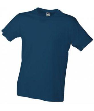 Werbemittel T-Shirt Mens Slim Fit-T - navy