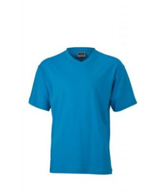 Werbemittel T Shirt VT Medium - turquoise