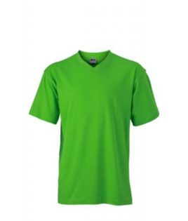 Werbemittel T Shirt VT Medium - limegreen