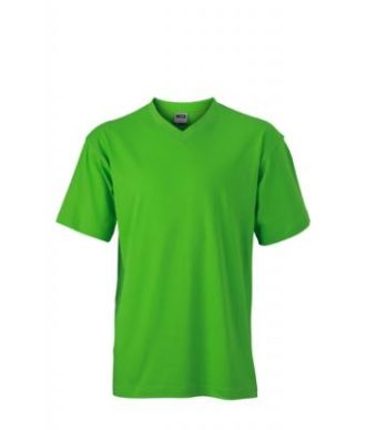 Werbemittel T Shirt VT Medium - limegreen