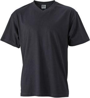 Werbemittel T Shirt VT Medium - black