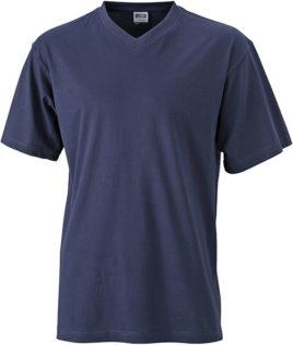 Werbemittel T Shirt VT Medium - navy