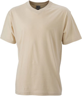 Werbemittel T Shirt VT Medium - stone