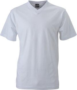 Werbemittel T Shirt VT Medium - white